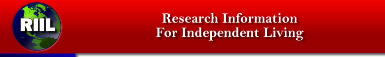 Research Information For Independant Living